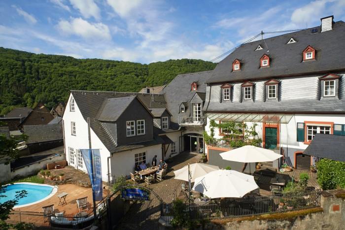 Mosel Ferienwohnung - Springiersbacher Hof