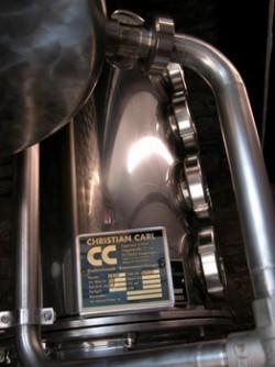Brennerei/Destille- Weingut Borchert